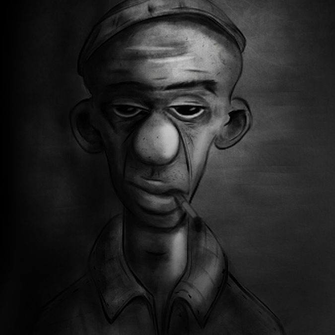 Character Portraits: Edwin