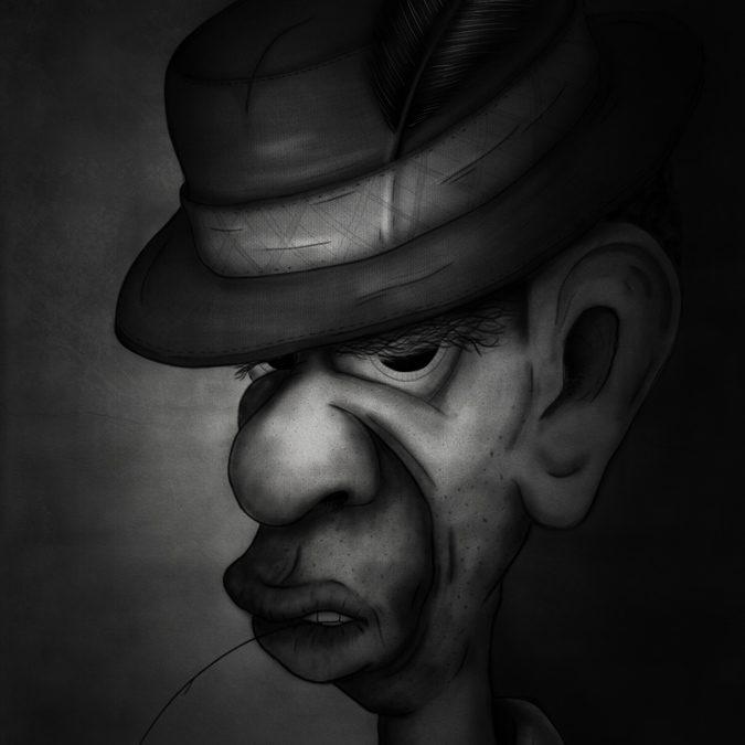 Character Portraits: Lenny